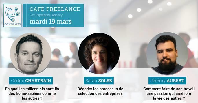 Annonce café freelance